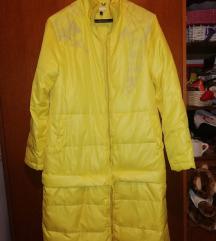Zimska jakna-zuta SNIZENA 1800