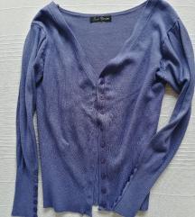 *SALE* Plavi džemper, vel. S