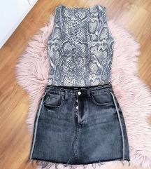Zara majica i suknja