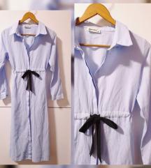 Rezz Sevinc&Co midi kosulja haljina