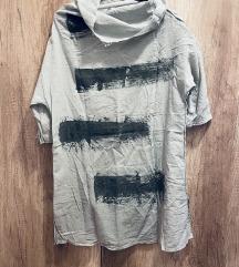 Siva letnja tunika