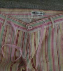 Letnje lanene lone + suknja TERRANOVA S