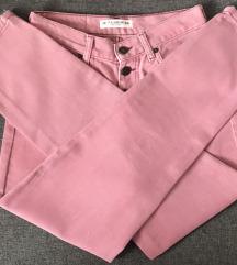 Roze farmerice