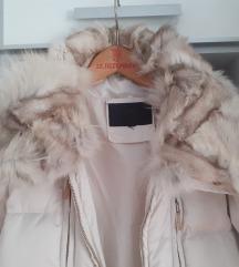 Fenomenalna jakna-pravo krzno