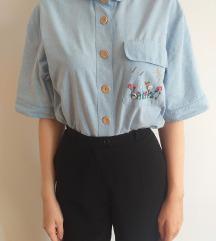 Vintage košulja sa vezom