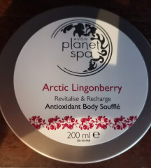 Planet Spa Arctic Lingonberry krema/sufle za telo
