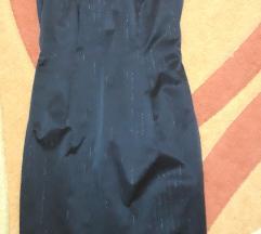 Tiffany crna svecana haljina