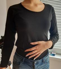 Klasična crna bluza