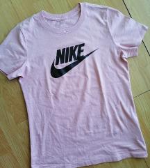NIKE puder roze majica nova M