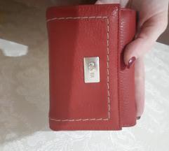 Mona crveni novcanik