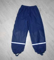Prelepe dečije postavljene pantalone 122-128cm