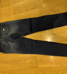 Guess LOW RISE SUPER SKINY farmerice