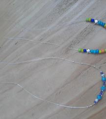 Ogrlice, ručni rad, komad 700 dinara