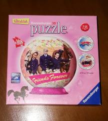 Plasticne puzle 108 delova