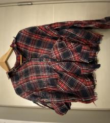 Zara crop košulja