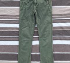 OVS zelene pantalone očuvane