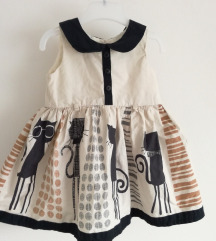Haljinica za bebe za devojcice  74