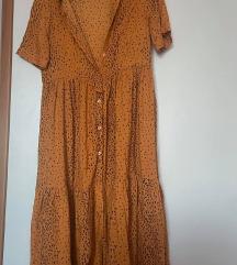 Mango dugačka haljina