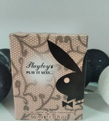 Play it Sexy Playboy ženski parfem 50 ml