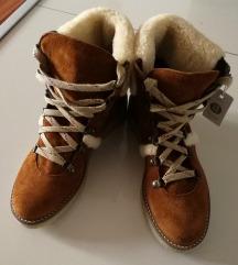 Rezzzz Kozne ESPRIT braon cipele 36