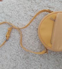 Žuta torbica H&M