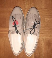 Zara cipele oksfordice