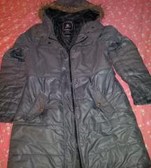 Ekstera zimska jakna,dugačka L