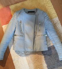 Nova Zara kozna jakna snizena na 5500