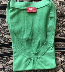 Todor zelena majica na kratke rukave
