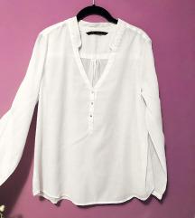 ZARA bela košulja
