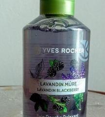 Yves Rocher gel za tusiranje sa lavandom
