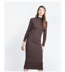 Zara haljina ispod kolena