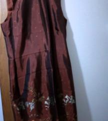 Louben haljina bez rukava novo