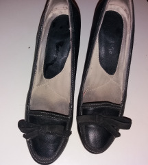 Kožne salon cipele br. 38