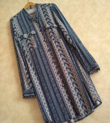 HM kosulja haljina atraktivnog printa