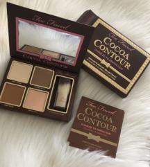 Too faced cocoa contour paleta