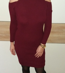 Dzemper haljina NOVA