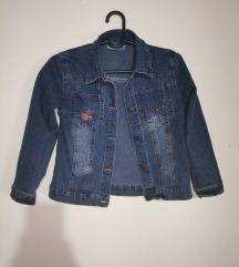 Dečija teksas jaknica