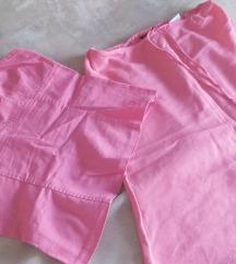 H&M pink kompletic laneni