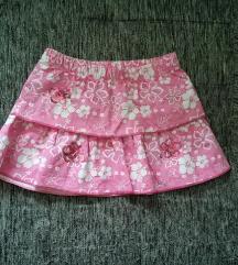 Roze suknjica-moze razmena!