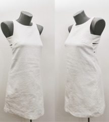 ZARA TRAFALUC reljefna haljina kao NOVO
