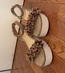 Ženske ravne sandale