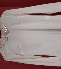 Nova Koton prljavo bela bluzica