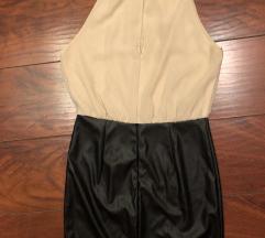 Rolka mini haljina