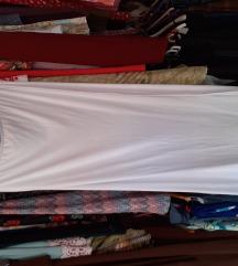 Duga bela  suknja