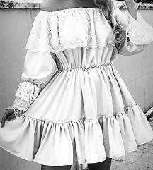 Romanticna haljina uni