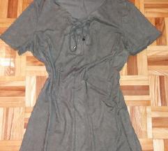 haljina na pertlanje napred prelepa