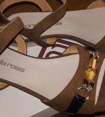 ANTONELLA ROSSI fantasticne kozne sandale   NOVO