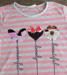*LC Waikiki* Majica za devojcice vel 9-10
