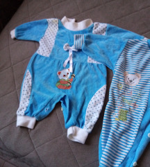 Odelce za bebe 2 kom